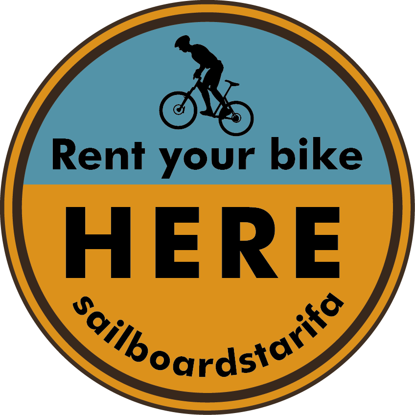 Rent your bike here